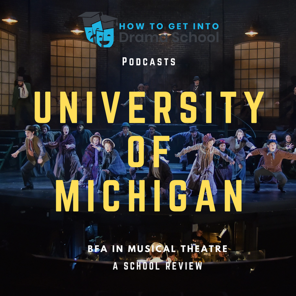 U of Michigan BFA in Musical Theatre