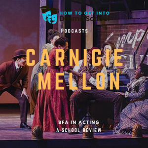 Carnegie Mellon BFA in Acting