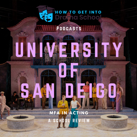 University of San Diego MFA in Acting