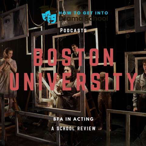 Boston University BFA in Acting