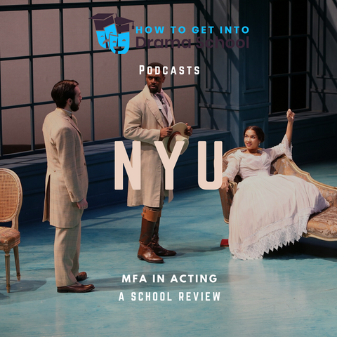 NYU MFA in Acting