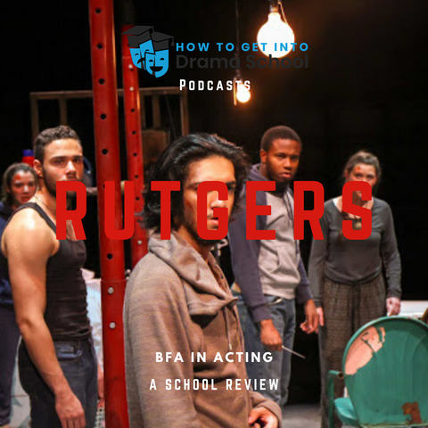 Rutgers BFA in Acting