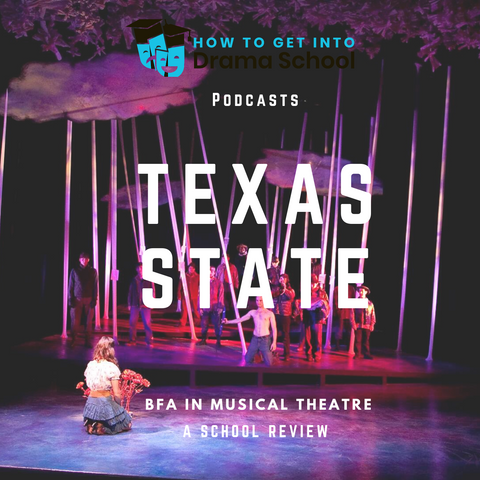 Texas State BFA in Musical Theatre