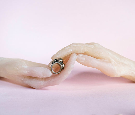 Catacomb cluster ring - Smith & Sun