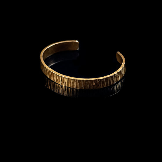 Brass Astral bangle - Smith & Sun