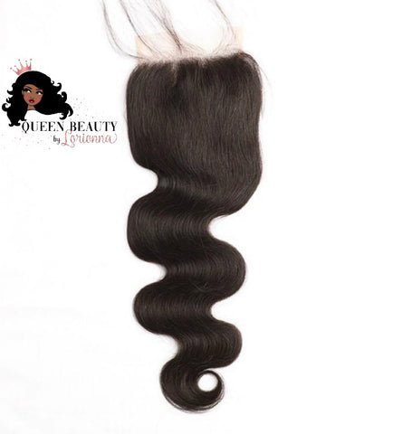 Queen Body Wave HD Closure