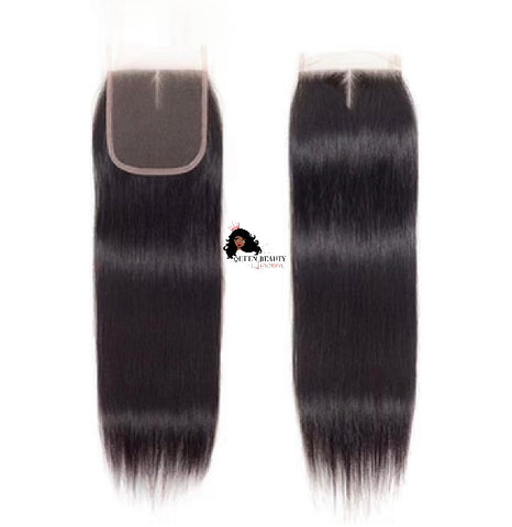 Queen Straight HD Lace Closure
