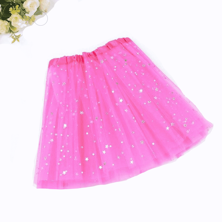 Load image into Gallery viewer, Pink Rainbow Magic Tutu