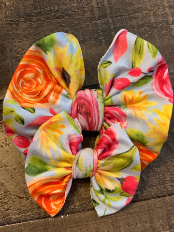 Lilly Floral bows