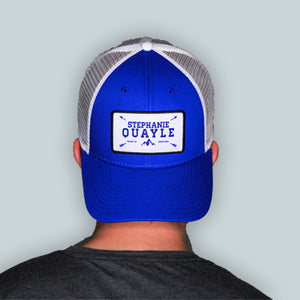 Blue Logo Hat