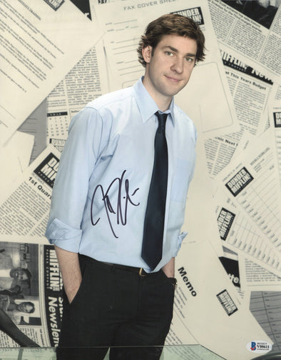 John Krasinski Authentic Autographed 11x14 Photo