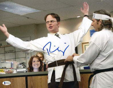 Rainn Wilson Authentic Autographed 11x14 Photo