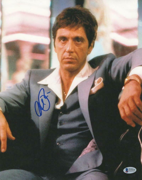 Al Pacino Authentic Autographed 11x14 Photo - Prime Time Signatures - TV & Film