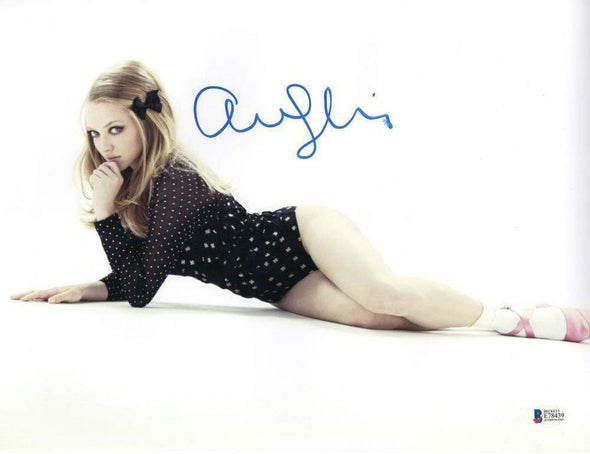 Amanda Seyfried Authentic Autographed 11x14 Photo - Prime Time Signatures - TV & Film