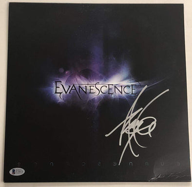 Amy Lee of Evanescence Authentic Autographed Vinyl Record - Prime Time Signatures - Music