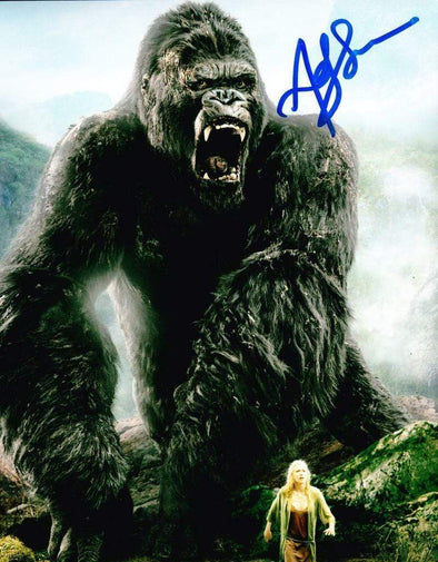 Andy Serkis Authentic Autographed 8x10 Photo - Prime Time Signatures - TV & Film