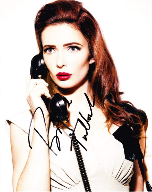Bitsie Tulloch Authentic Autographed 8x10 Photo - Prime Time Signatures - TV & Film