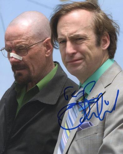Bob Odenkirk Authentic Autographed 8x10 Photo - Prime Time Signatures - TV & Film