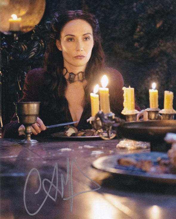 Carice Van Houten Authentic Autographed 8x10 Photo - Prime Time Signatures - TV & Film