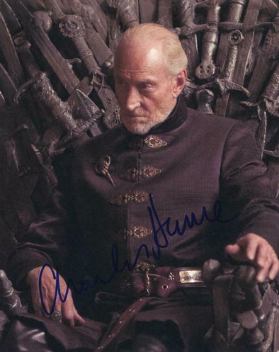 Charles Dance Authentic Autographed 8x10 Photo - Prime Time Signatures - TV & Film
