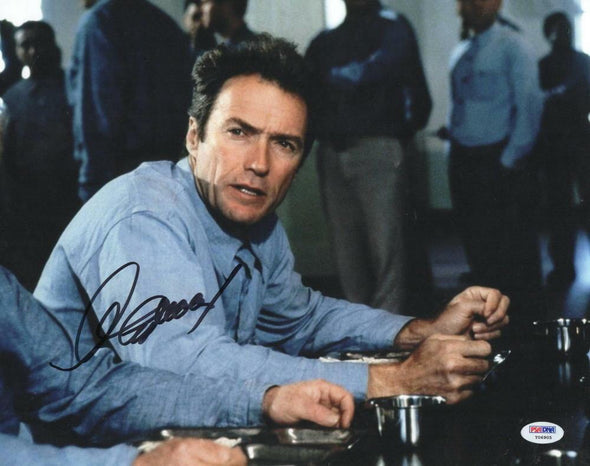 Clint Eastwood Authentic Autographed 11x14 Photo - Prime Time Signatures - TV & Film