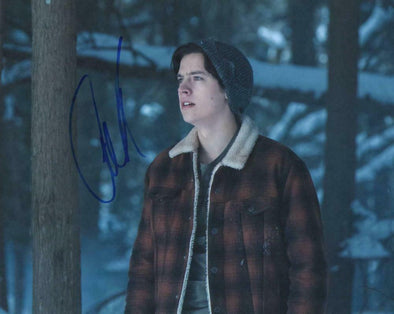 Cole Sprouse Authentic Autographed 8x10 Photo - Prime Time Signatures - TV & Film