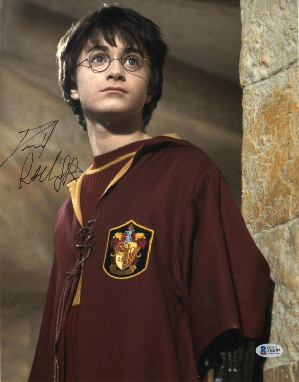Daniel Radcliffe Authentic Autographed 11x14 Photo - Prime Time Signatures - TV & Film