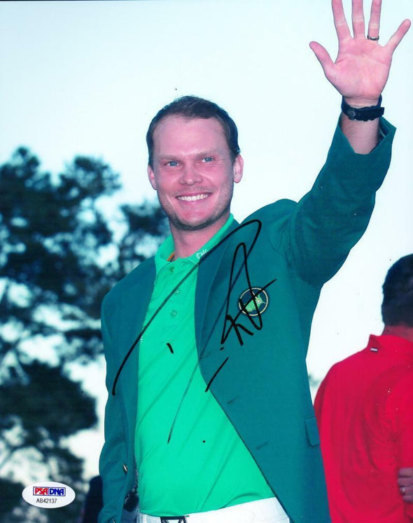 Danny Willett Authentic Autographed 8x10 Photo - Prime Time Signatures - Sports