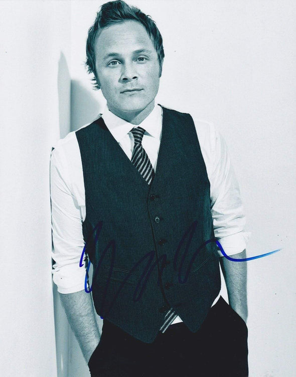 David Anders Authentic Autographed 8x10 Photo - Prime Time Signatures - TV & Film