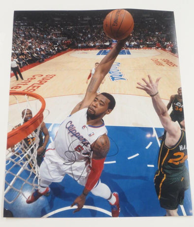 Deandre Jordan Authentic Autographed 11x14 Photo - Prime Time Signatures - Sports