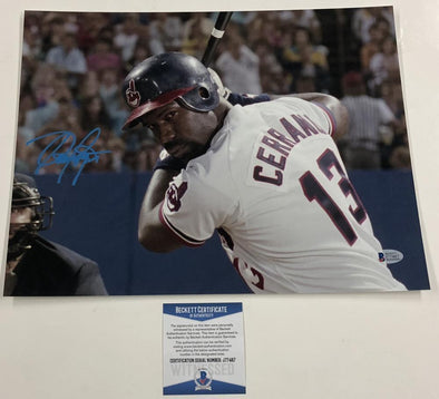 Dennis Haysbert Authentic Autographed 11x14 Photo - Prime Time Signatures - Sports