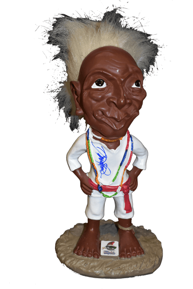Dennis Haysbert Authentic Autographed JOBU Figure - Prime Time Signatures - TV & Film