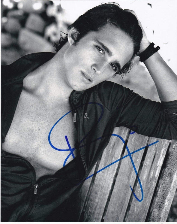 Diego Boneta Authentic Autographed 8x10 Photo - Prime Time Signatures - TV & Film