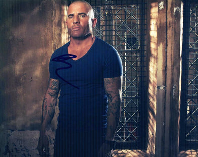 Dominic Purcell Authentic Autographed 8x10 Photo - Prime Time Signatures - TV & Film