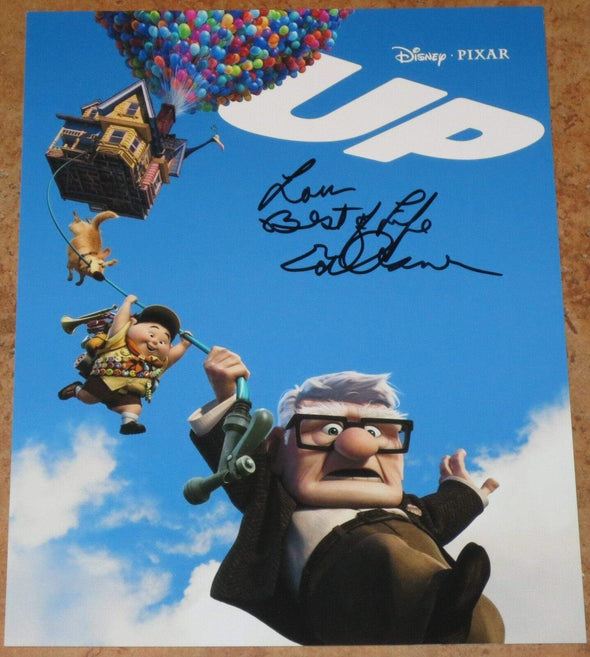 Ed Asner Authentic Autographed 8x10 Photo - Prime Time Signatures - TV & Film