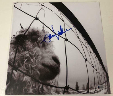 Eddie Vedder of Pearl Jam Authentic Autographed Vinyl Record - Prime Time Signatures - Music