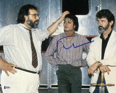 Francis Ford Coppola Authentic Autographed 11x14 Photo - Prime Time Signatures - TV & Film