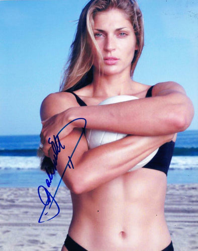 Gabrielle Reece Authentic Autographed 8x10 Photo - Prime Time Signatures - Sports