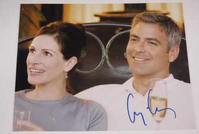 George Clooney Authentic Autographed 8x10 Photo - Prime Time Signatures - TV & Film
