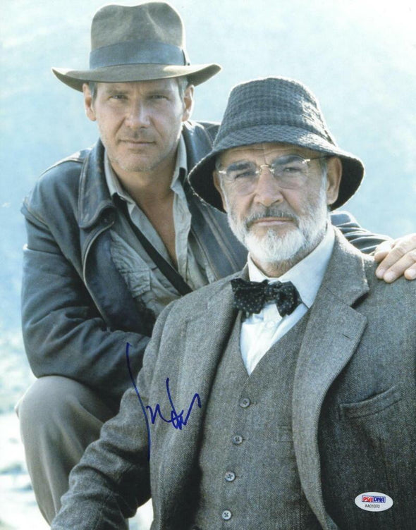Harrison Ford Authentic Autographed 11x14 Photo - Prime Time Signatures - TV & Film
