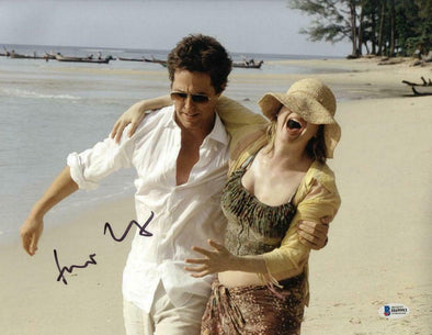 Hugh Grant Authentic Autographed 11x14 Photo - Prime Time Signatures - TV & Film