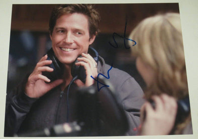 Hugh Grant Authentic Autographed 8x10 Photo - Prime Time Signatures - TV & Film