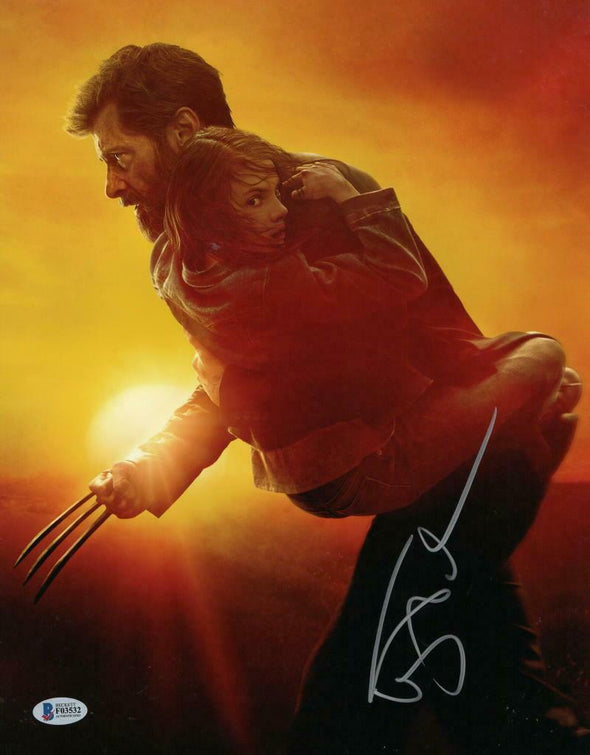 Hugh Jackman Authentic Autographed 11x14 Photo - Prime Time Signatures - TV & Film