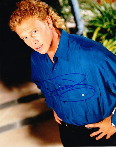 Ian Ziering Authentic Autographed 8x10 Photo - Prime Time Signatures - TV & Film