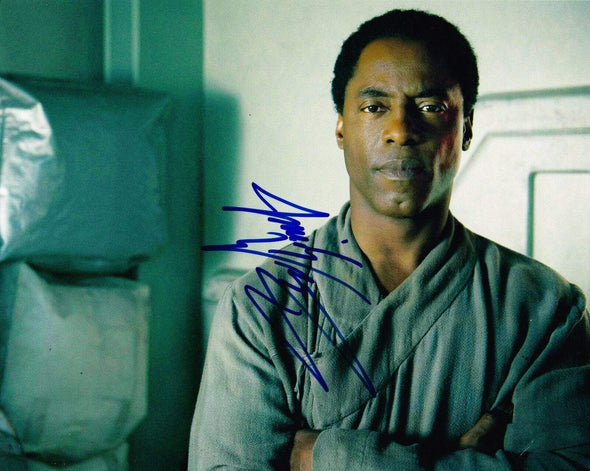 Isaiah Washington Authentic Autographed 8x10 Photo - Prime Time Signatures - TV & Film