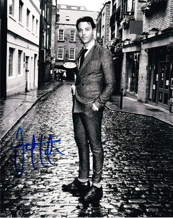 Jack Huston Authentic Autographed 8x10 Photo - Prime Time Signatures - TV & Film