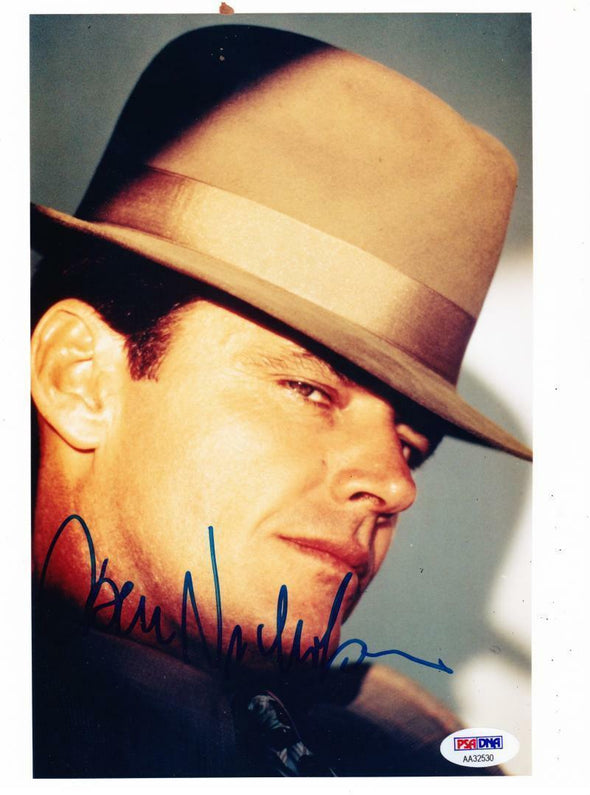 Jack Nicholson Authentic Autographed 8x10 Photo - Prime Time Signatures - TV & Film