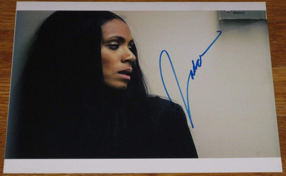 Jada Pinkett Smith Authentic Autographed 8x10 Photo - Prime Time Signatures - TV & Film