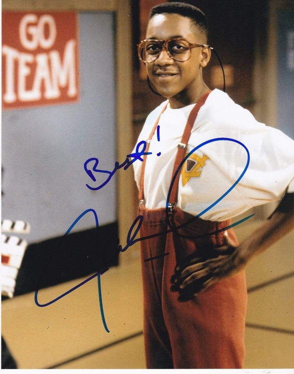Jaleel White Authentic Autographed 8x10 Photo - Prime Time Signatures - TV & Film