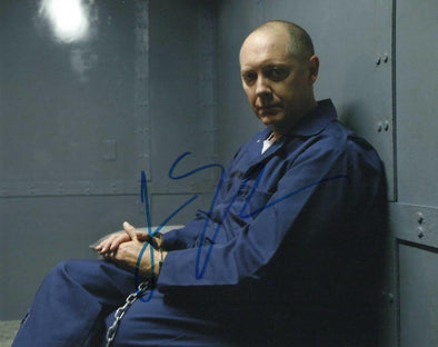 James Spader Authentic Autographed 8x10 Photo - Prime Time Signatures - TV & Film